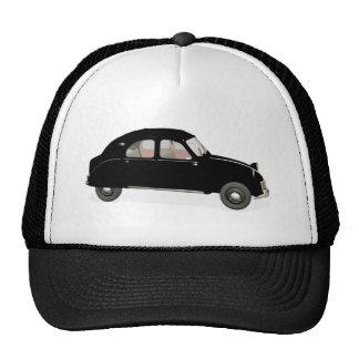 Black Citroen 2CV Trucker Hat