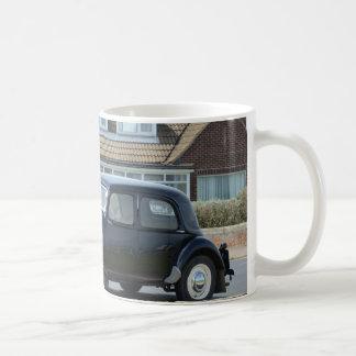 Black Citroen Traction Avant Coffee Mug