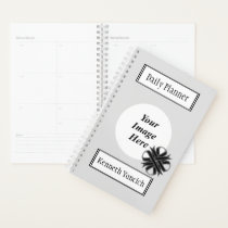 Black Clover Ribbon by Kenneth Yoncich Planner