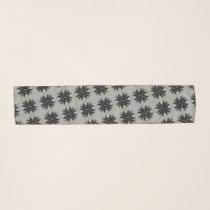 Black Clover Ribbon by Kenneth Yoncich Scarf