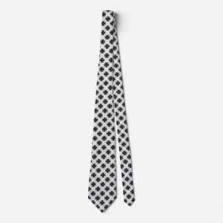 Black Clover Ribbon Neck Tie