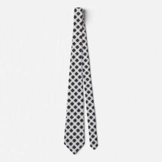 Black Clover Ribbon Neck Tie