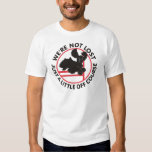 Black Cocker Agility Off Course Tee Shirt