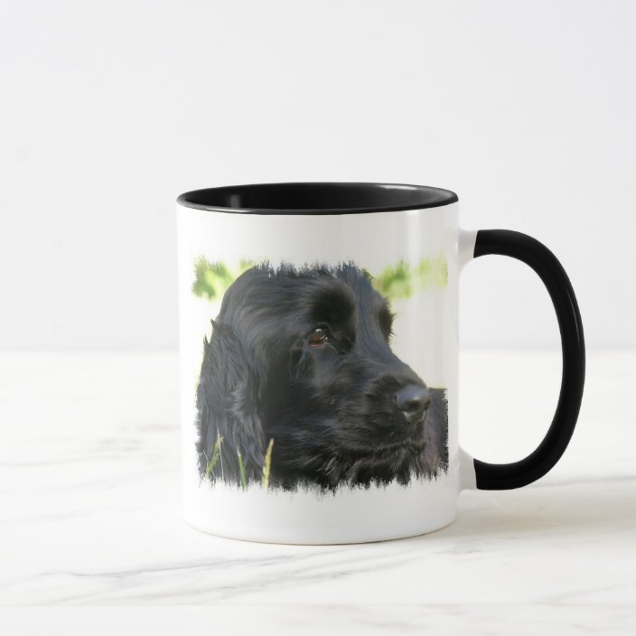 Black Cocker Spaniel Gift Mug Premium Gifts For Cocker Spaniel Dog Lovers
