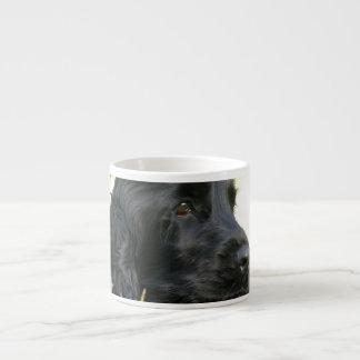 Black Cocker Spaniel Dog Specialty Mug Espresso Mugs