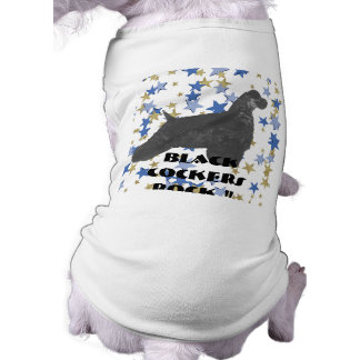 Black Cockers Rock !! T-Shirt