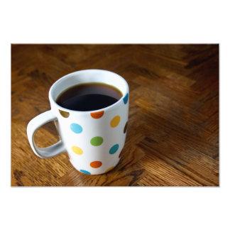 Black Coffee 4 Photo Print