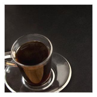 Black Coffee 5 Photographic Print