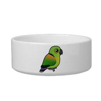 Black-collared Lovebird Bowl