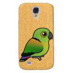 Black-collared Lovebird Samsung Galaxy S4 Case