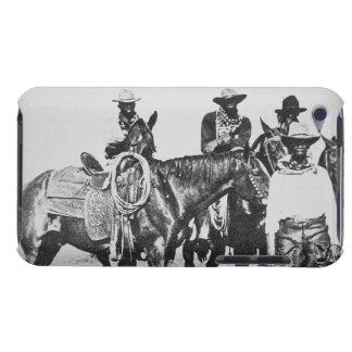Black Cowboys at Bonham, Texas, c.1890 (b/w photo) Case-Mate iPod Touch Case