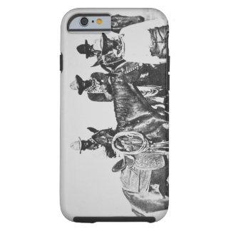 Black Cowboys at Bonham, Texas, c.1890 (b/w photo) Tough iPhone 6 Case