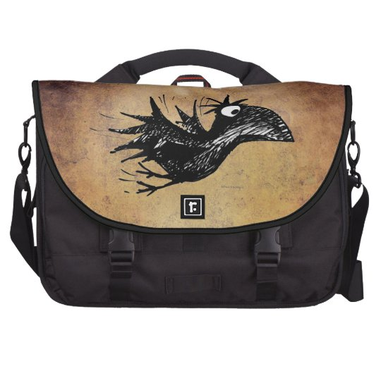 Black Crow Bags For Laptop