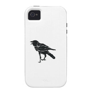 Black Crow Case For The iPhone 4