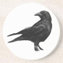 Black Crow coaster