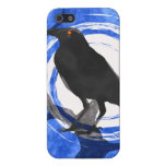 BLACK CROW COVER FOR iPhone 5