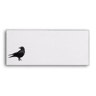 Black Crow envelopes