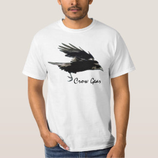 Black Crow Gear Wildlife Art Shirt