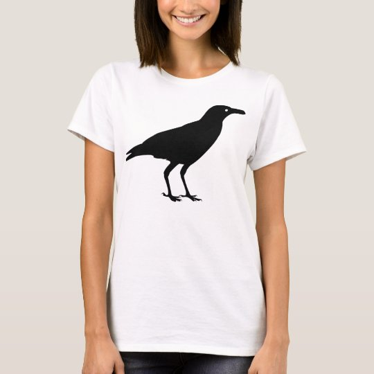 Black Crow Graphic T-Shirt