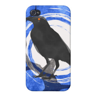 BLACK CROW iPhone 4 COVERS