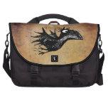 Black Crow Laptop Commuter Bag