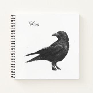 Black crow notebook