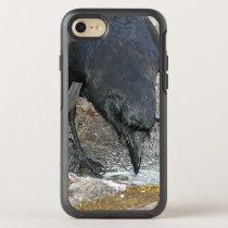 Black Crow Photo OtterBox Symmetry iPhone 8/7 Case