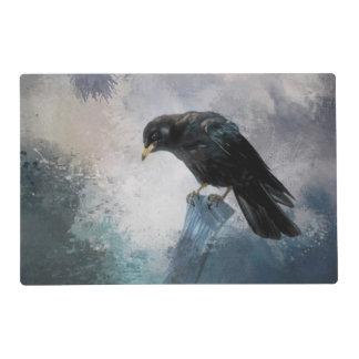 Black Crow Placemat