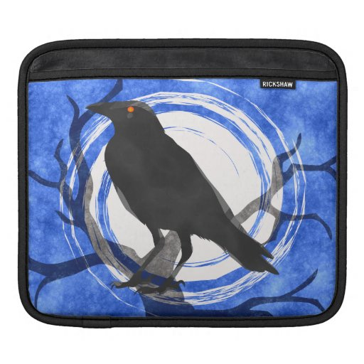 BLACK CROW SLEEVES FOR iPads