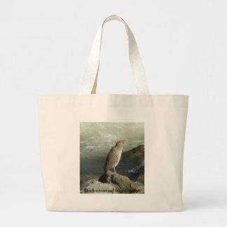 Black-crowned Night-heron Bag