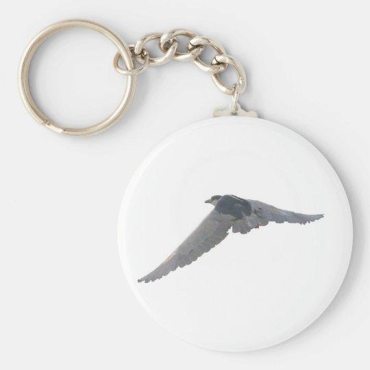 Black-Crowned Night-Heron Keychain