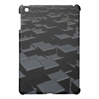 Black cube world iPad Speck Case iPad Mini Case