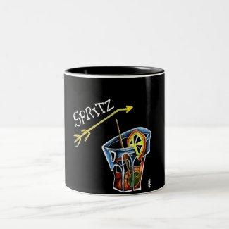 Black Cup Energy Drink - Spritz Aperol