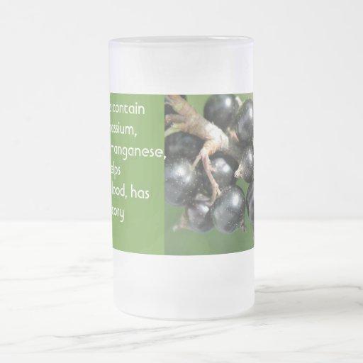 Black Currants mug