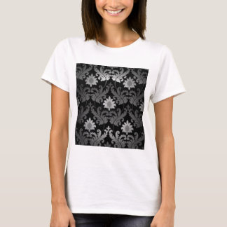 BLACK DAMASK T-Shirt