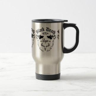 Black Death 777 - Catskill Mountain Lager 15 Oz Stainless Steel Travel Mug