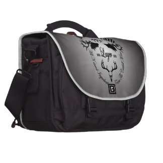 Black Death 777 - Catskill Mountain Lager Laptop Bags
