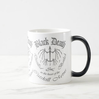Black Death 777 - Catskill Mountains Magic Mug