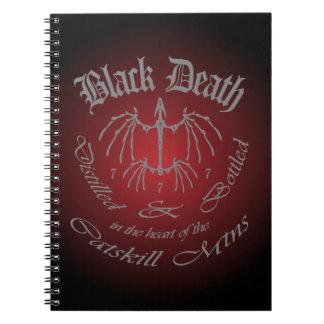 Black Death 777 - Catskill Mountains Note Books