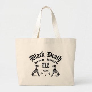 Black Death 777 -  Dead Dingo Ale Tote Bag