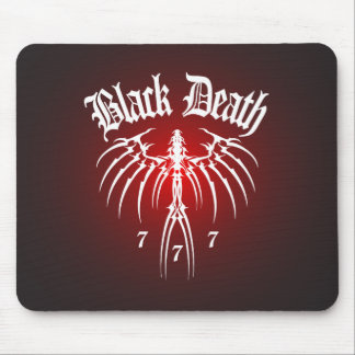 Black Death 777 - End of Season Mouse Pad