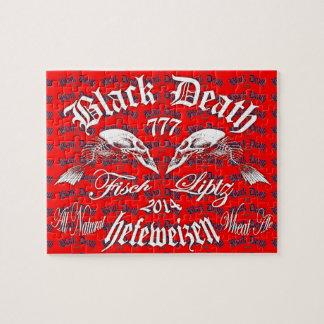 Black Death 777 - Fisch Liptz Hefeweizen Jigsaw Puzzle