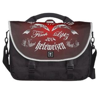 Black Death 777 - Fisch Liptz Hefeweizen Laptop Bags