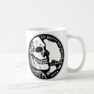 Black Death 777 - Liberty Coffee Mug