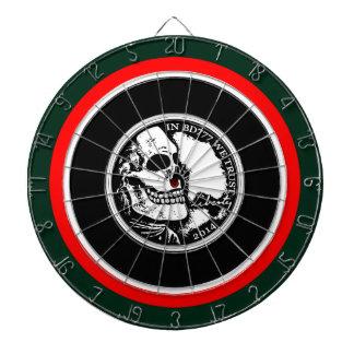 Black Death 777 - Liberty Dartboard