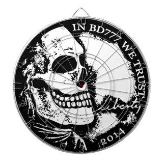 Black Death 777 - Liberty Dartboards