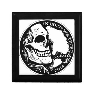 Black Death 777 - Liberty Gift Box