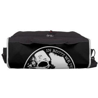 Black Death 777 - Liberty Laptop Computer Bag
