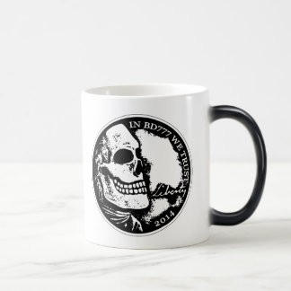 Black Death 777 - Liberty Magic Mug