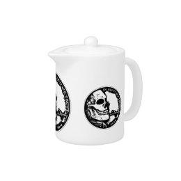 Black Death 777 - Liberty Teapot